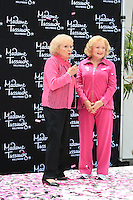 Betty White Wax Figure Unveiling