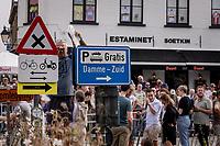 88th UCI Road World Championships 2021 – ITT (WC)<br /> Men's Elite Time trial from Knokke-Heist to Brugge (43.3km)<br /> <br /> ©Kramon