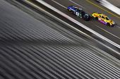 #54: Kyle Busch, Joe Gibbs Racing, Toyota Supra Starburst Duos and #92: Josh Williams, DGM Racing, Chevrolet Camaro Alloy/Sleep Well