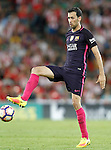 FC Barcelona's Sergio Busquets during La Liga match. August 28,2016. (ALTERPHOTOS/Acero)