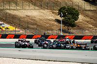 2nd May 2021; Algarve International Circuit, in Portimao, Portugal; F1 Grand Prix of Portugal, Race Day;  07 RAIKKONEN Kimi (fin), Alfa Romeo Racing ORLEN C41