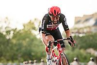 Thomas de Gendt (BEL/Lotto-Soudal)<br /> finish laps around the Champs-Élysées<br /> <br /> Stage 21 from Mantes-la-Jolie to Paris (122km)<br /> <br /> 107th Tour de France 2020 (2.UWT)<br /> (the 'postponed edition' held in september)<br /> <br /> ©kramon