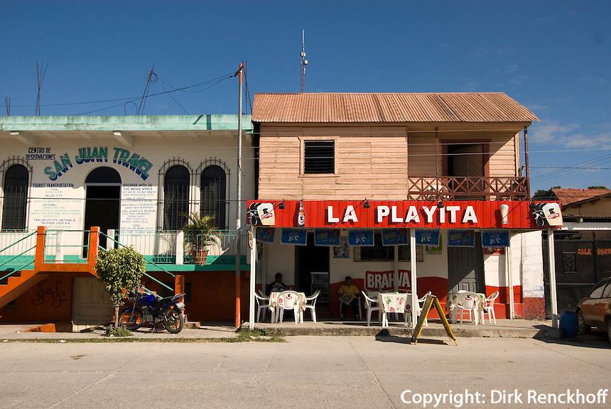 Guatemala, Insel Flores auf dem Peten-Itza-See