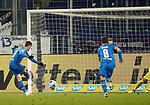 21.11.2020, PreZero-Arena, Sinsheim, GER, 1.FBL, TSG 1899 Hoffenheim vs VfB Stuttgart , <br />DFL  regulations prohibit any use of photographs as image sequences and/or quasi-video.<br />im Bild<br />Andrej Kramaric (Hoffenheim) erzielt per Foulelfmeter dasTor zum 3:2<br /> <br /> Foto © nordphoto / Bratic