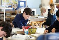 PS Middle School Classroom Art 2008-09