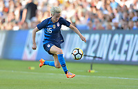 Sandy, Utah - Thursday June 07, 2018: Megan Rapinoe during an international friendly match between the women's national teams of the United States (USA) and China PR (CHN) at Rio Tinto Stadium.