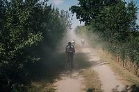 moving through the dust<br /> <br /> 92nd Schaal Sels 2017 <br /> 1 Day Race: Merksem > Merksem (188km)