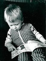 Junge in Deutschland