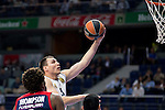 Real Madrid´s player Maciulis during the 4th match of the Turkish Airlines Euroleague at Barclaycard Center in Madrid, Spain, November 05, 2015. <br /> (ALTERPHOTOS/BorjaB.Hojas)