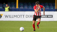 Kane O'Connor of Brentford in action during Watford Under-23 vs Brentford B, Friendly Match Football at Clarence Park on 24th November 2020