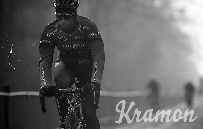"""Paris-Roubaix 2012 recon..""""I spit on the Hell of the North"""""""