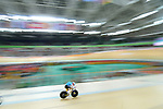 Ross Wilson, Rio 2016 - Para Cycling // Paracyclisme.<br /> Ross Wilson competes in the Para Cycling Men's C1 qualification 3000m individual pursuit // Ross Wilson participe à la poursuite individuelle de 3000 m de qualification paracyclisme masculin C1. 09/09/2016.