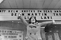 1966 FILE PHOTO - <br /> <br /> Gail Martin