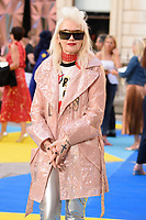 Pam Hogg<br /> arriving for the Royal Academy of Arts Summer Exhibition 2018 opening party, London<br /> <br /> ©Ash Knotek  D3406  06/06/2018