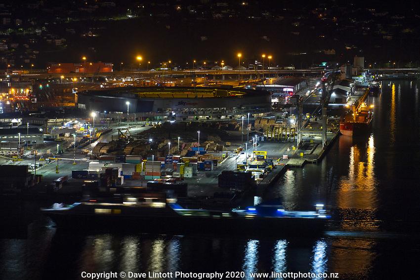 Wellington, New Zealand on Thursday, 24 June 2020. Photo: Dave Lintott / lintottphoto.co.nz