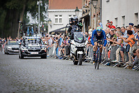 Filippo Ganna (ITA/Ineos Grenadiers)<br /> <br /> 88th UCI Road World Championships 2021 – ITT (WC)<br /> Men's Elite Time trial from Knokke-Heist to Brugge (43.3km)<br /> <br /> ©Kramon