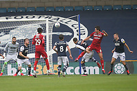 Dael Fry of Middlesbrough goes close during Millwall vs Middlesbrough, Sky Bet EFL Championship Football at The Den on 8th July 2020