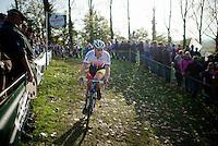 Martin Bina (CZE/Kwadro-Stannah)<br /> <br /> Koppenbergcross 2014