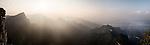 Panoramic sunset landscape scenery at Tianmen Mountain National Park, Zhangjiajie, Hunan, China Image © MaximImages, License at https://www.maximimages.com