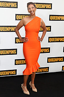 LOS ANGELES - AUG 25:  Gita Pullapilly at the Queenpins Photocall at the Four Seasons Hotel Los Angeles on August 25, 2021 in Los Angeles, CA