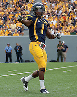 September 4, 2010: WVU wide receiver Tavon Austin. The West Virginia Mountaineers defeated the Coastal Carolina Chanticleers 31-0 on September 4, 2010 at Mountaineer Field, Morgantown, West Virginia.