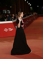 L'attrice Beatrice Grannò posa durante il red carpet del film 'Tornare' alla 14^ Festa del Cinema di Roma all'Aufditorium Parco della Musica di Roma, 26 ottobre 2019. <br /> Italian actress Beatrice Grannò poses on the red carpet of the movie 'Tornare' during the 14^ Rome Film Fest at Rome's Auditorium, on 26 October 2019.<br /> UPDATE IMAGES PRESS/Isabella Bonotto