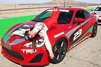 Toyota ProCeleb Race Training 2013