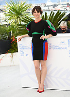 CANNES, FRANCE. July 8, 2021: Geraldine Pailhas at the photocall for Everything Went Fine at the 74th Festival de Cannes.<br /> Picture: Paul Smith / Featureflash