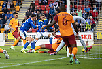 St Johnstone v Galatasaray…12.08.21  McDiarmid Park Europa League Qualifier<br />Michael O'Halloran scores to make it 4-2<br />Picture by Graeme Hart.<br />Copyright Perthshire Picture Agency<br />Tel: 01738 623350  Mobile: 07990 594431