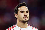 Bayern Munich Defender Mats Hummels getting into the field during the International Champions Cup match between FC Bayern and FC Internazionale at National Stadium on July 27, 2017 in Singapore. Photo by Marcio Rodrigo Machado / Power Sport Images