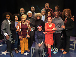 André De Shields, Hope Clarke, Micki Grant at DON'T BOTHER ME, I CAN'T COPE 3/2/16