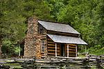 John Oliver Cabin in Cade's Cove