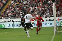 Alex Meier (Eintracht Frankfurt) vergibt eine weitere große Chance