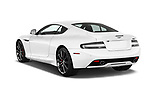 Car pictures of rear three quarter view of 2016 Astonmartin DB9 Base 2 Door Coupe angular rear