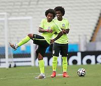 Brazil Training, June 16, 2014