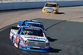 NASCAR Camping World Truck Series<br /> UNOH 175 <br /> New Hampshire Motor Speedway<br /> Loudon, NH USA<br /> Saturday 23 September 2017<br /> Ryan Truex, Price Chopper Toyota Tundra<br /> World Copyright: Matthew T. Thacker<br /> LAT Images