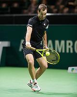 ABN AMRO World Tennis Tournament, Rotterdam, The Netherlands, 16 Februari, 2017, Richard Gasquet (FRA)<br /> Photo: Henk Koster