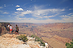 View of the Grand Canyon from the South Rim at Lipan Point, Grand Canyon National Park, Arizona, USA