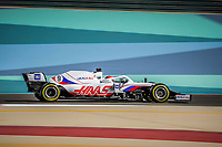 09 MAZEPIN Nikita (rus), Haas F1 Team VF-21 Ferrari, action during Formula 1 Gulf Air Bahrain Grand Prix 2021 from March 26 to 28, 2021 on the Bahrain International Circuit, in Sakhir, Bahrain <br /> 26/03/2021 <br /> Formula 1 Gp Bahrein <br /> Photo DPPI/Panoramic/Insidefoto <br /> Italy Only <br /> 26/03/2021 <br /> Formula 1 Gp Bahrein <br /> Photo DPPI/Panoramic/Insidefoto <br /> Italy Only