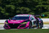 #86 Meyer Shank Racing w/Curb-Agajanian Acura NSX GT3, GTD: Mario Farnbacher, Matt McMurry, Shinya Michimi