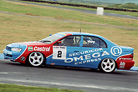 #2 Will Hoy (GBR). Team Securicor Toyota. Toyota Carina E GTi.