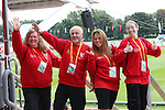 IPC European Athletics Championship 2014<br /> Volunteers<br /> Swansea University<br /> 21.08.14<br /> ©Steve Pope-SPORTINGWALES