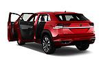 Car images of 2021 Volkswagen Atlas-Cross-Sport SEL-R-Line 5 Door SUV Doors