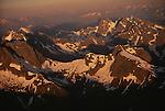 Picket range, North Cascades, Washington