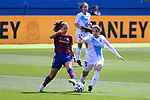 Liga IBERDROLA. Game 26.<br /> FC Barcelona vs RC Deportivo: 9-0.<br /> Alexia Putellas vs Lorena Bedoya.