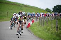 chasing peloton <br /> <br /> Belgian Championchips 2013
