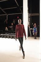 NYC Fashion Week FW14 Backstage at Mara Hoffman