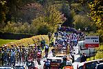 Picture by Shaun Flannery/SWpix.com - 28/04/2017 - Cycling - 2017 Tour de Yorkshire - Stage 1 - Bridlington to Scarborough<br /> Cote de Robin Hood Bay