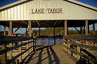 Fishing Shelter, Lake Tabor