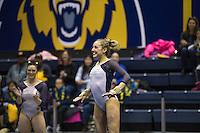 Cal Gymnastics W vs Arizona State, January 28, 2017